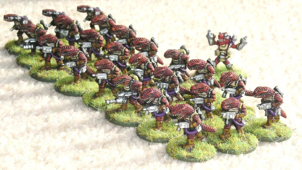 Garn infantry from Khurasan