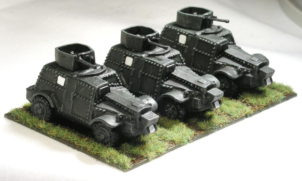 Morris CS9 from Gaming Models
