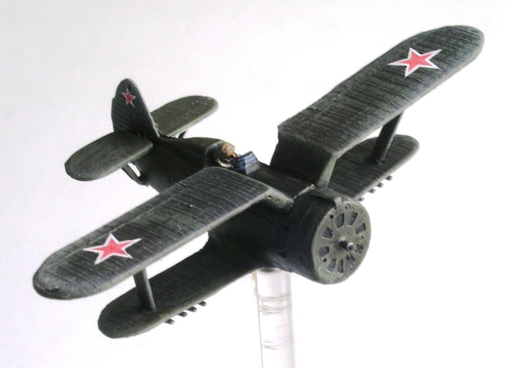 Polikarpov Biplane