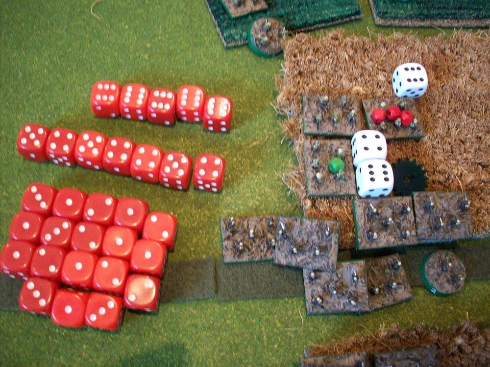 Captain Qilong wins! The dice never lie...