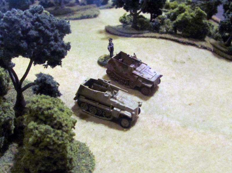 The German Anti-Tank Platoon