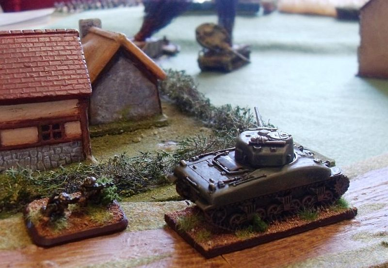 On the other flank the Panzer IV Hs are accounted for