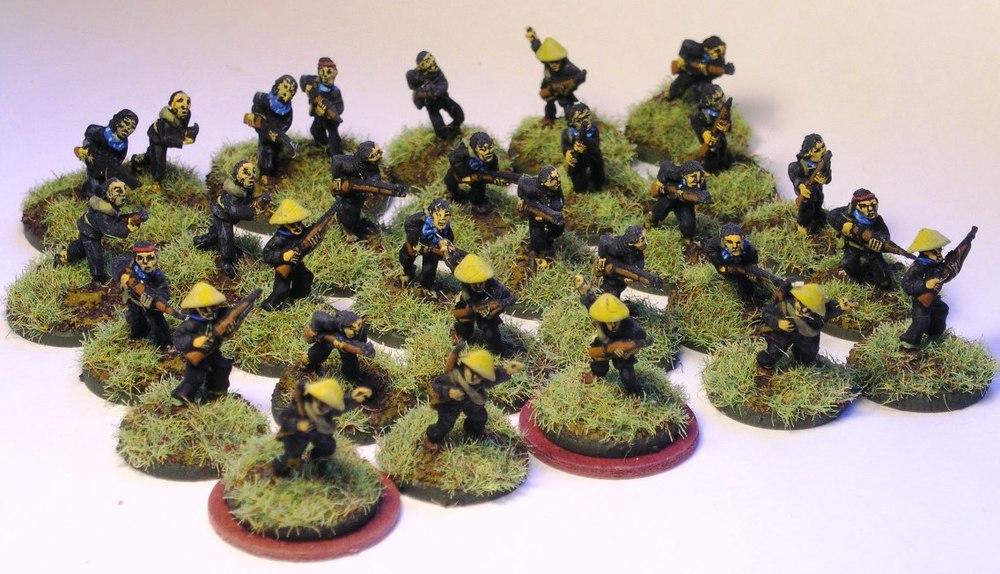 Vietcong Infantry Platoon