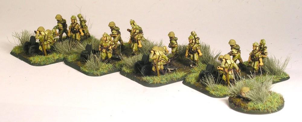 Gun Platoon: Type 92 (70mm)