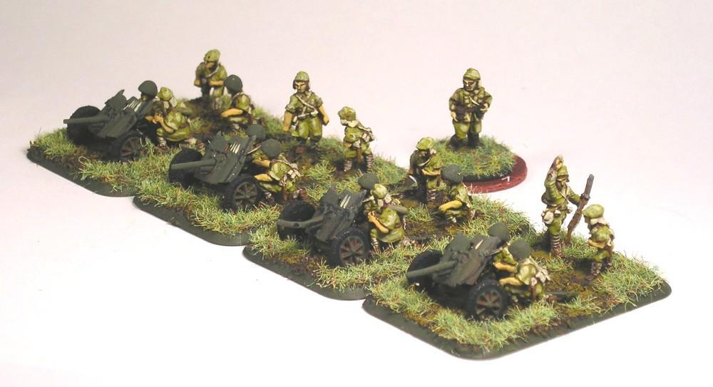 Anti-Tank Platoon: Type 94 (37mm)