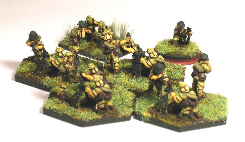 Mortar Platoon: Type 99 (81mm)