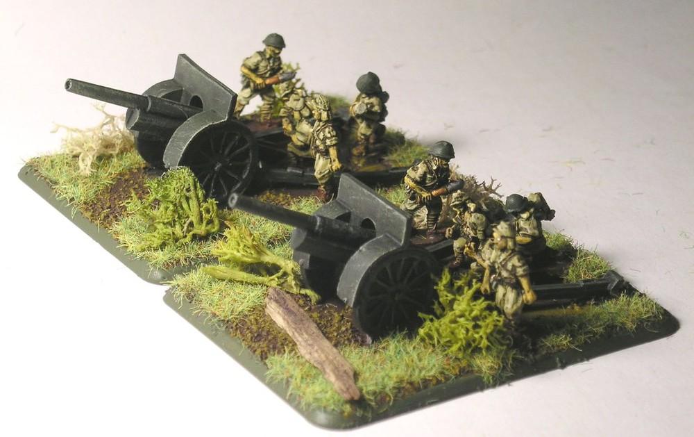 Howitzer Platoon: Type 91 (105mm)