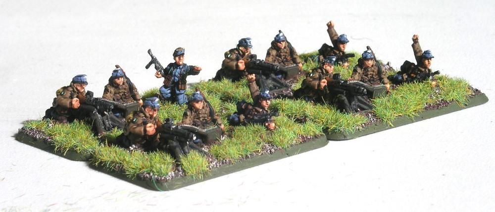 HMG Platoon (4 x MMG)