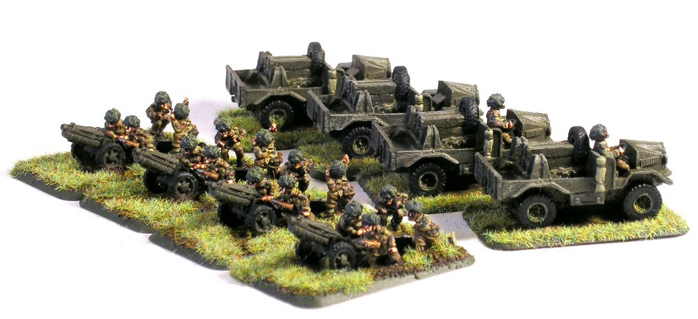 Light Battery Troop (75mm Pack Howitzers)