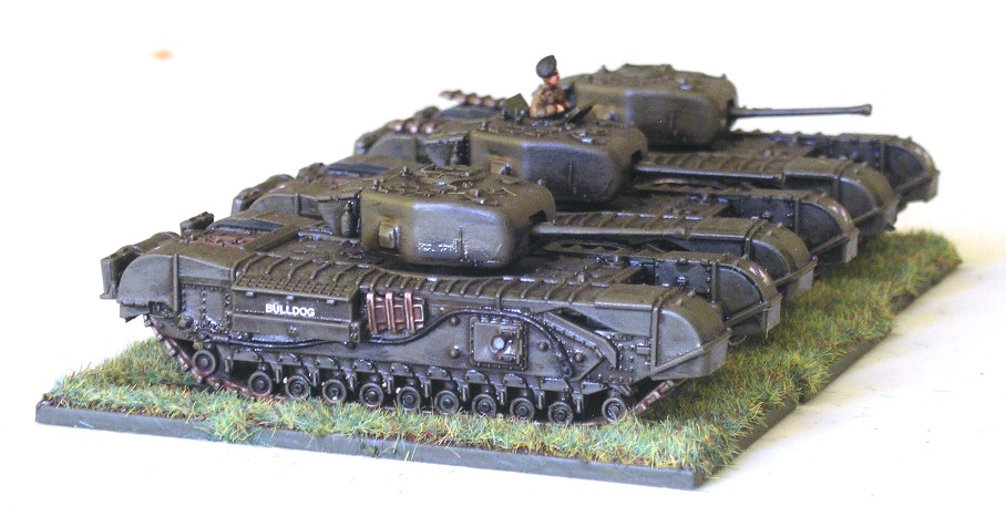 11 Troop (3 x Churchill Mk IV)