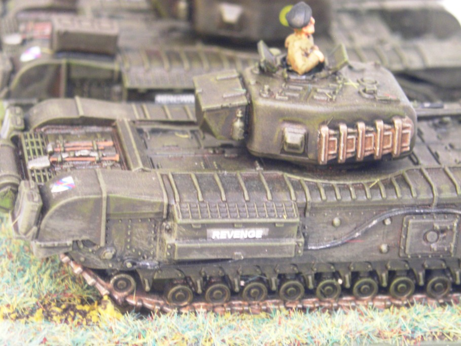 A photo showing the fantastic detail you get from the PSC tanks