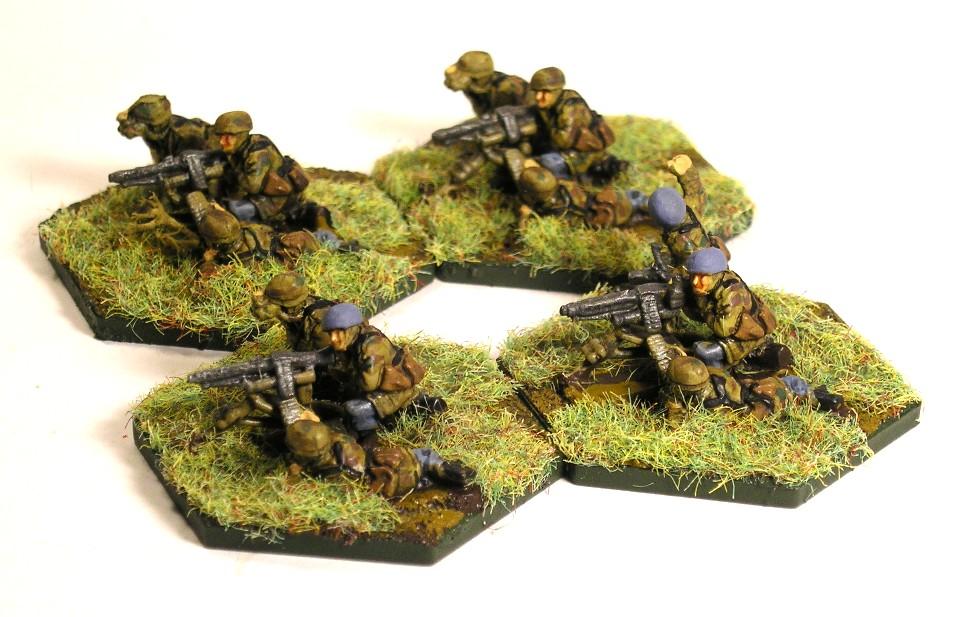 Machine Gun Zug 1(4 x MMG Teams)