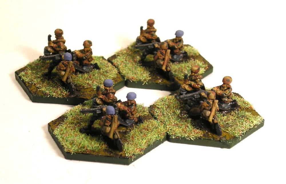 Machine Gun Zug 2(4 x MMG Teams)
