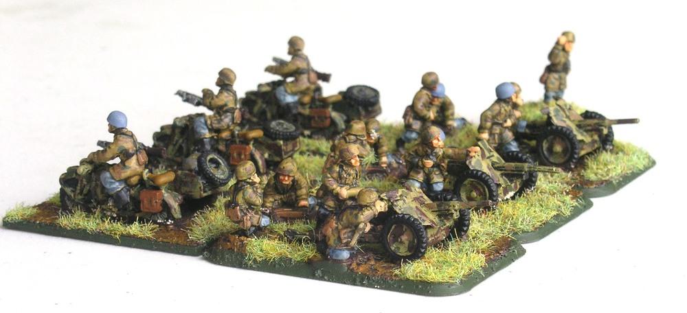 Anti-Tank Zug(3 x PaK 38 Anti-Tank Guns)