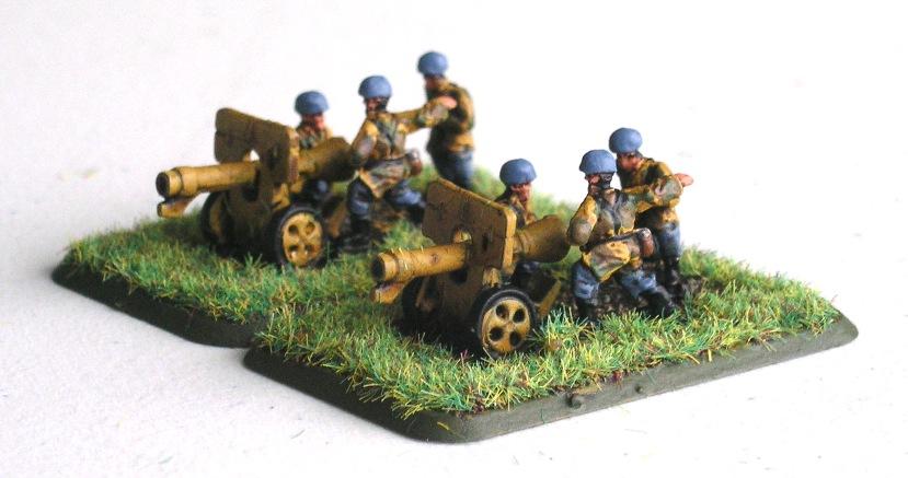 Flakgeschutzstaffel/OPTion 2(Leichtgeschultze 40 RRs)
