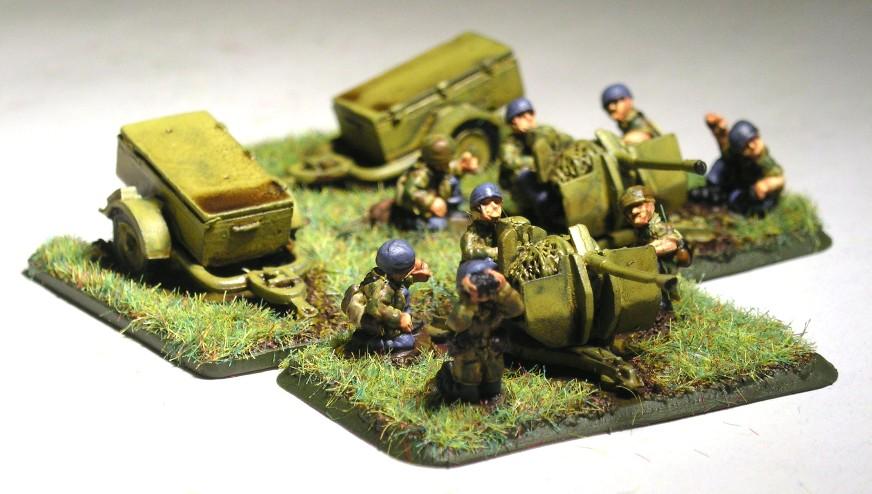 (understrength) Leichter Flakzug/option 1(2/6 x 2cm FlaK38 AA Guns)
