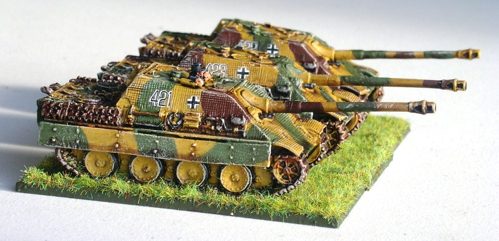 (Understrength) OPTION FIVE: 1944-5 (3/4 X JAGDPANther)