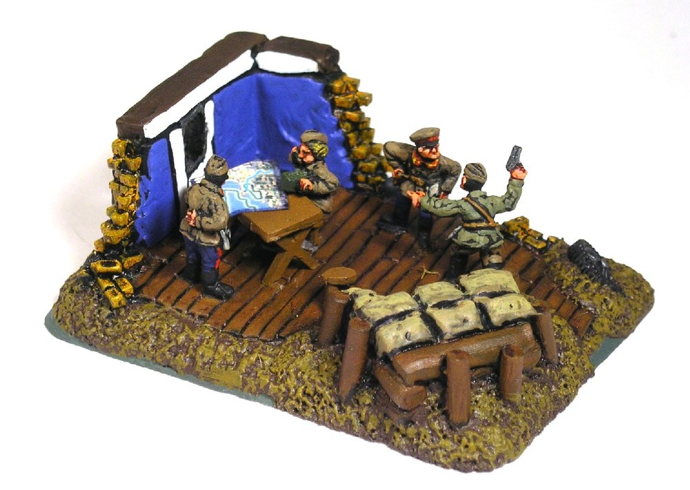 Command Post/Objective Marker