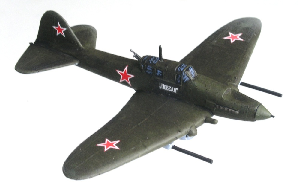 "Ilyushin Il-2 ""Sturmovich"""