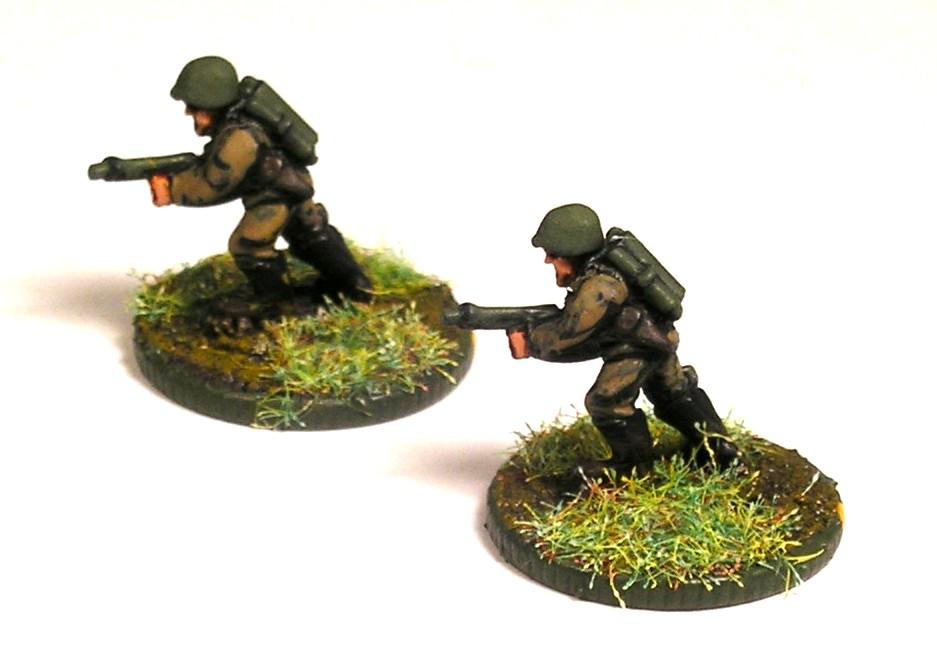 Engineer Flamethrowers(4 x Flamethrower Team)