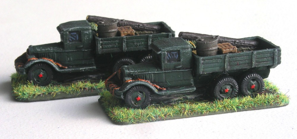 Engineer Transport(2 x Truck)