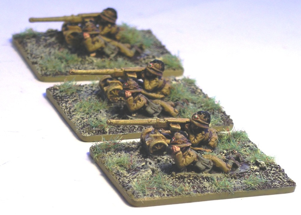Anti-Tank Rifle Section