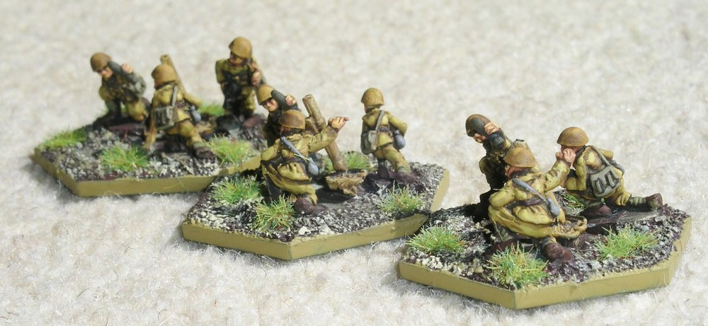 Medium Mortar Platoon