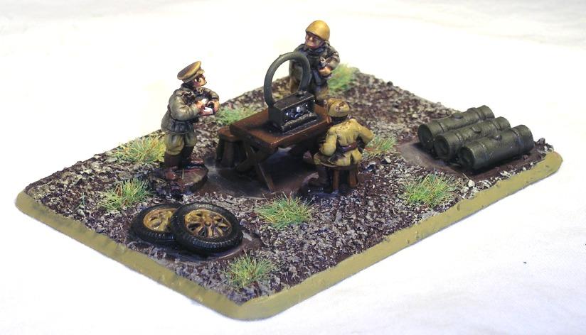 Artillery HQ
