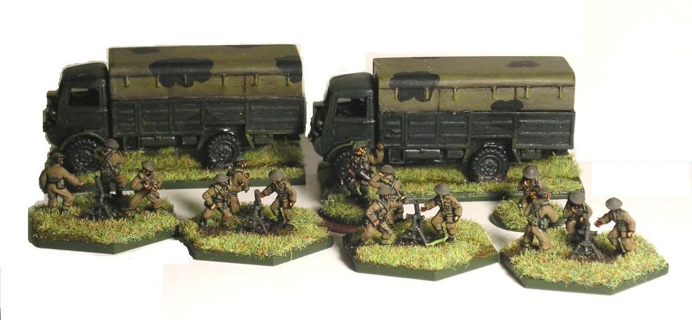 """3"""" Mortar Platoon"""