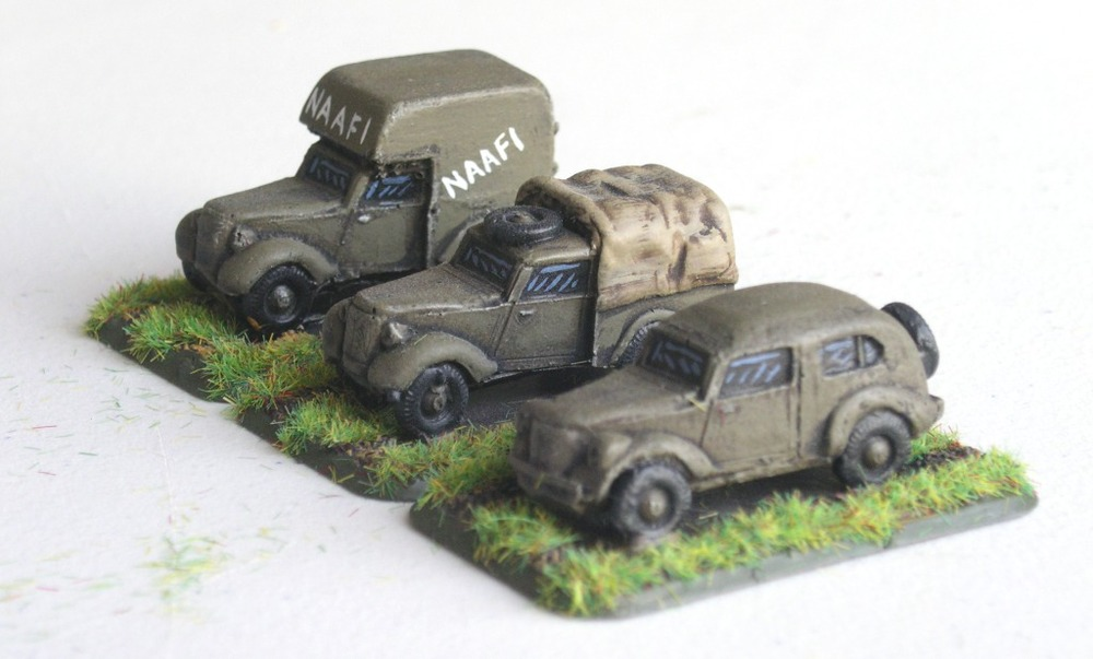 Austin Tilley Utility Vehicles