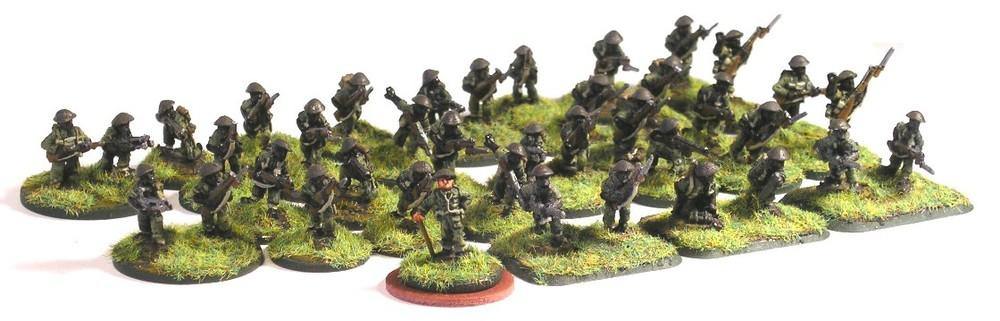 Baluch Platoon