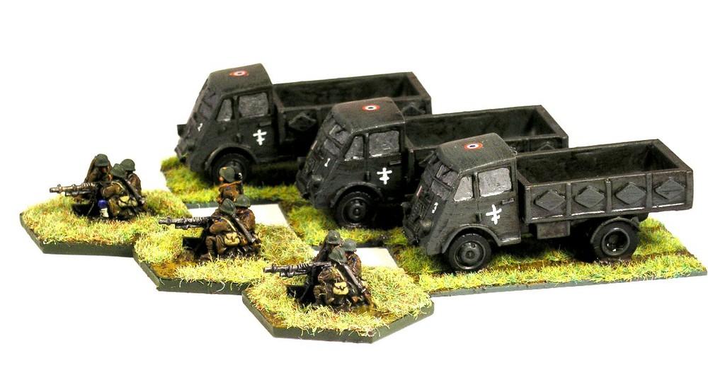 MMG Platoon (understrength)