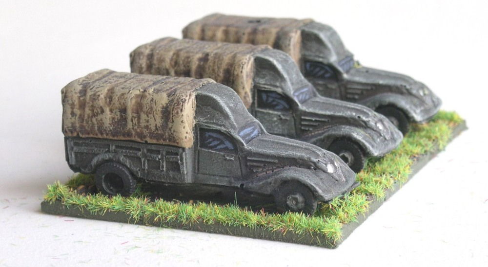 Transport: Peugeot Trucks