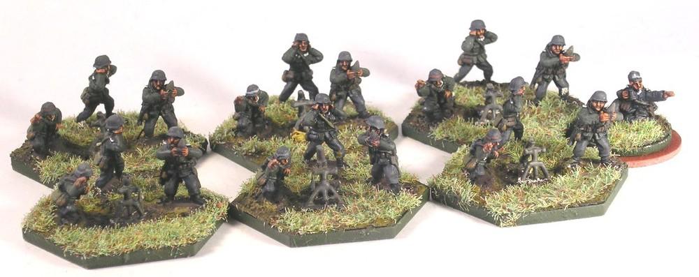 Mortar Platoon (81mm)