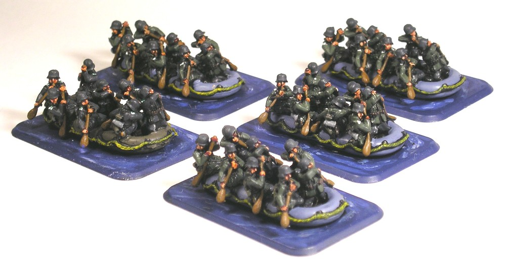 Assault Rafts