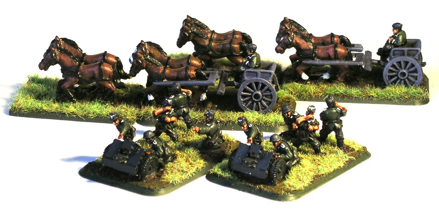 Infantry Gun Section (75mm)