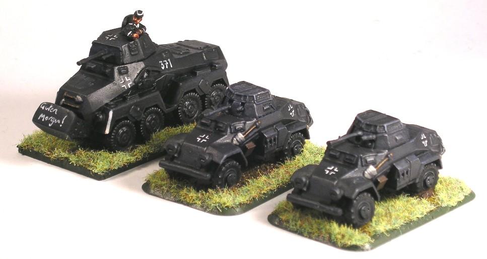 Medium Armoured Car Patrol