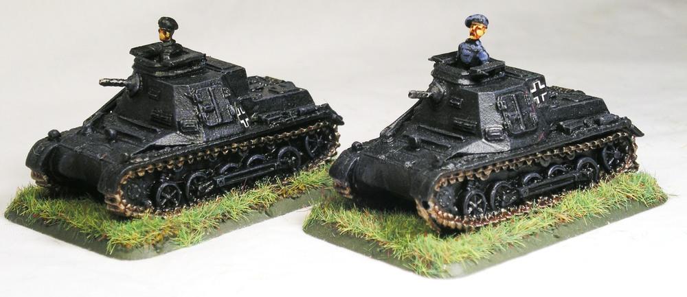 Comms Platoon(Panzer Befelswagon)