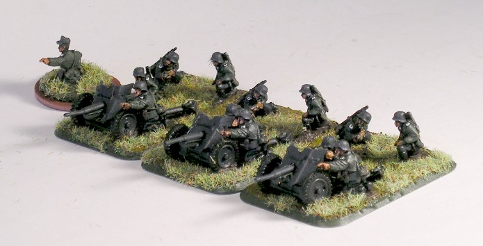 Anti-Tank Gun Platoon (PaK 36, no transport)