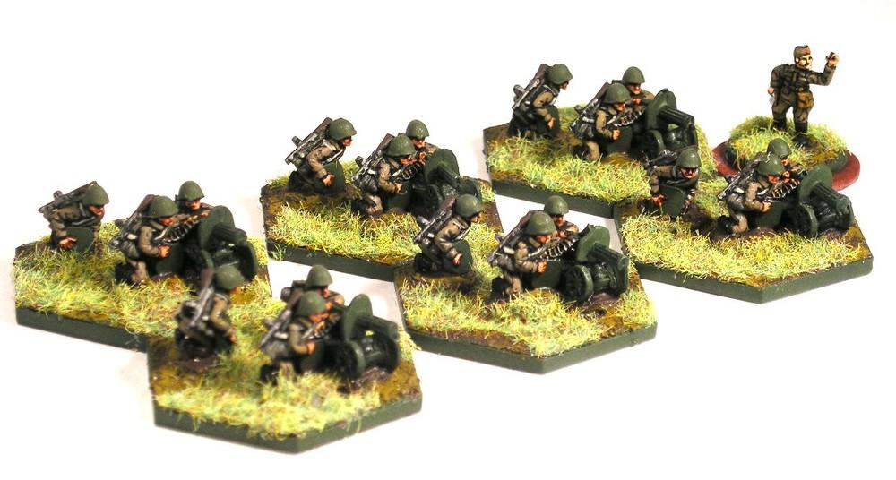 MMG Platoon(Maxims)