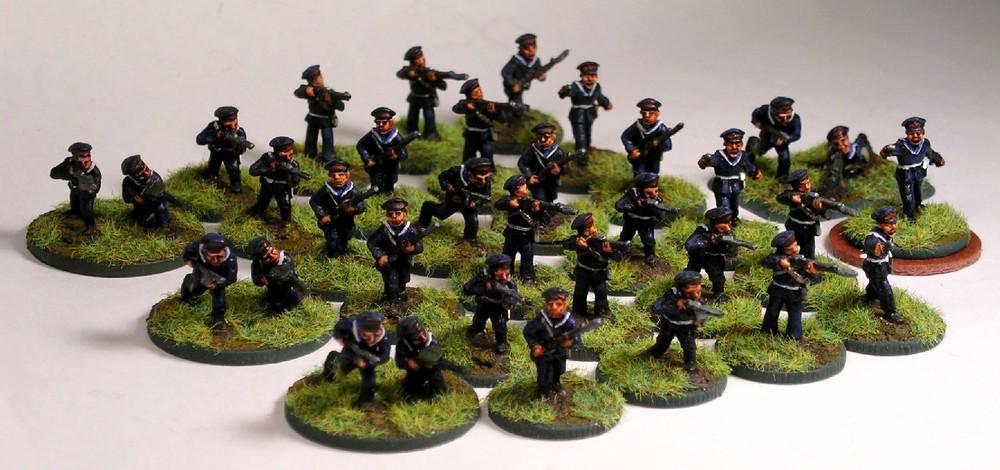 Naval Infantry Platoon