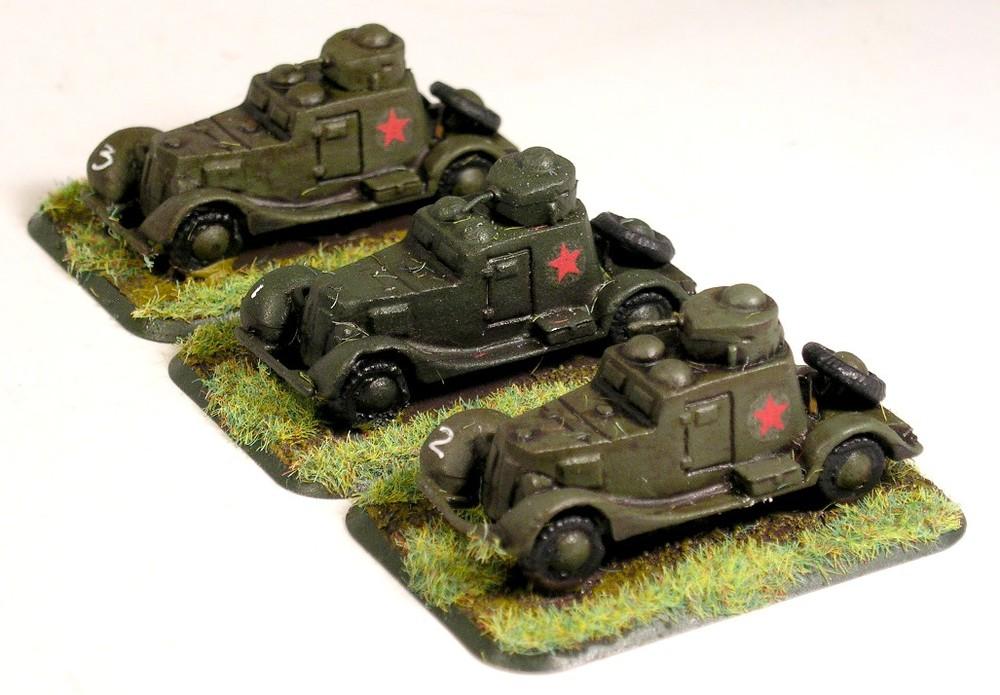 FAI-M Armoured Cars