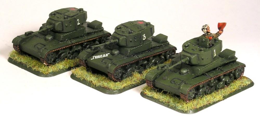 T-26 platoon 1