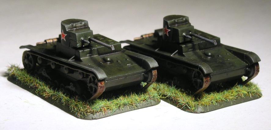 Kh T-26 Tanks (flamethrower)