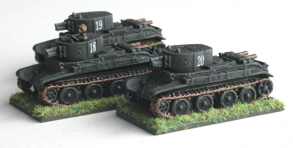 BT-7A CS Tanks
