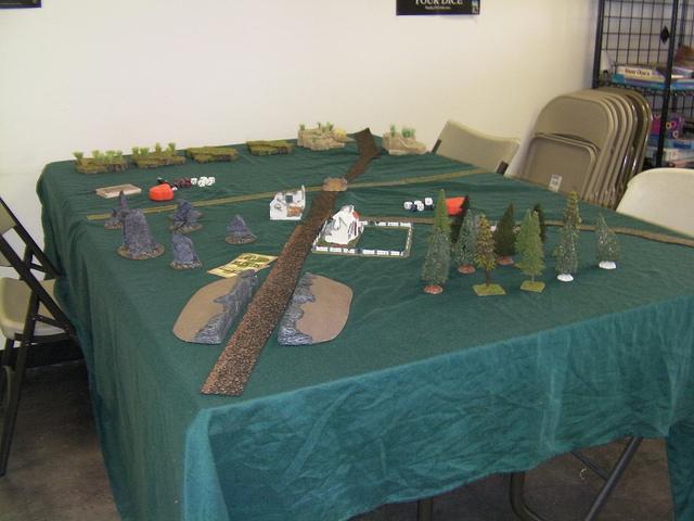 The flank of the Kuban Bridgehead