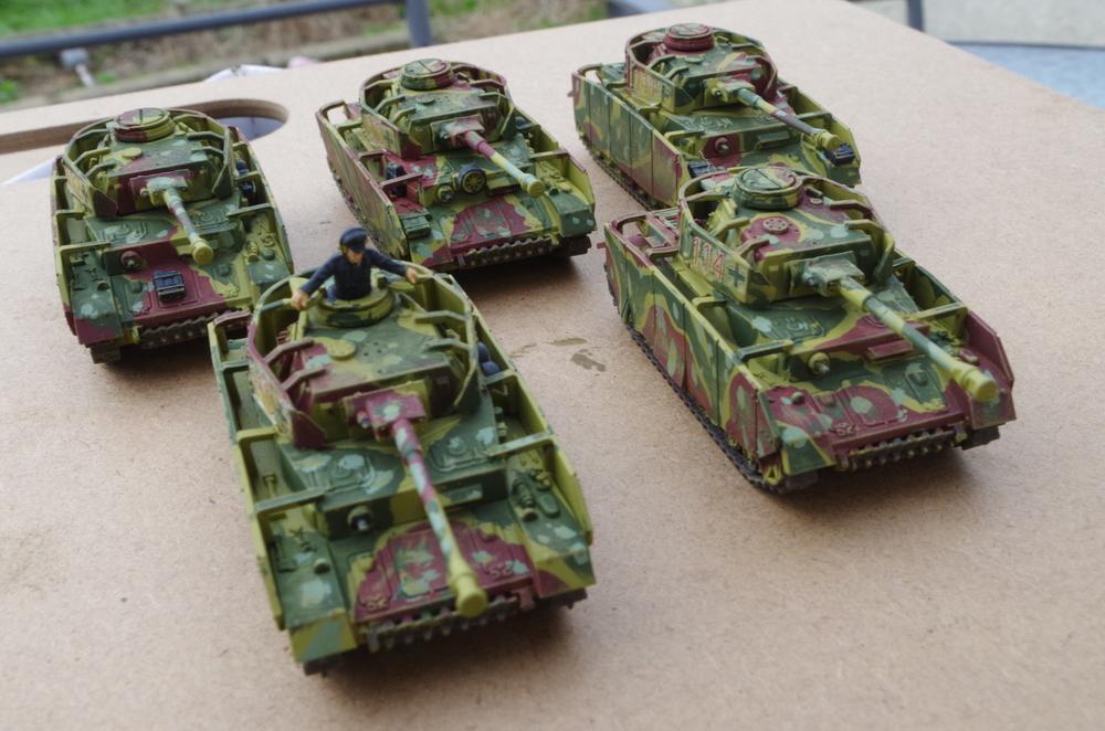 Carole's 15mm Panzer IV H