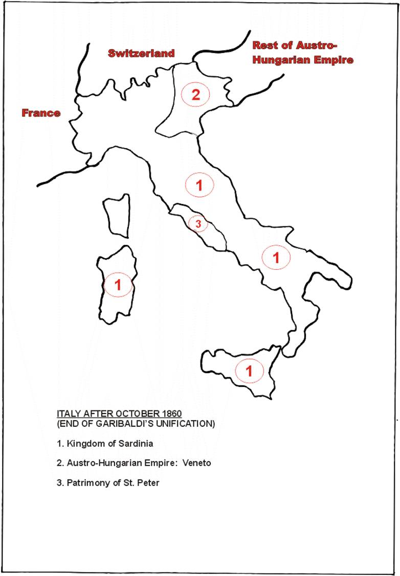 Italy After 1860