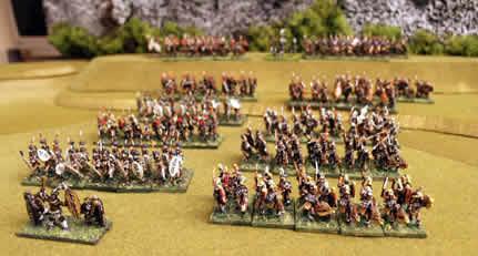 Zulus: 'Fousands of 'em!