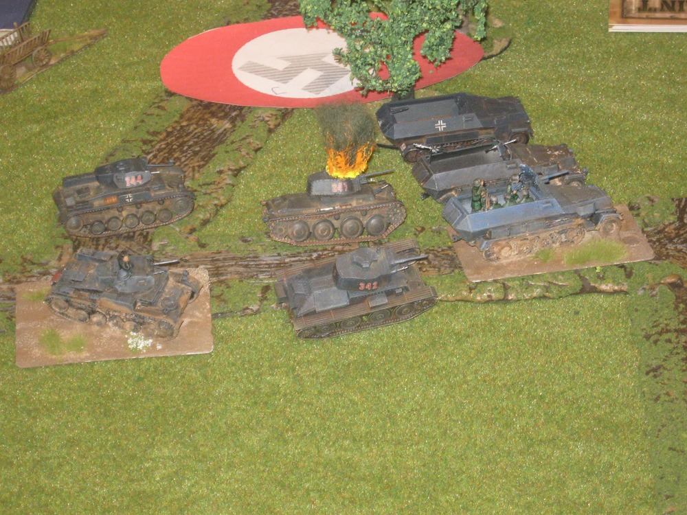 Next platoon of grenadiers to the rescue…